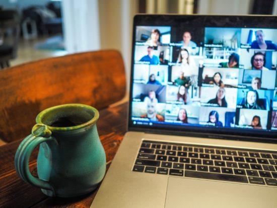 Online-Fraktionssitzung